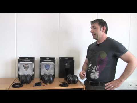 A500X vs. A700X vs. A900X - Wesentliche Unterschiede der geschlossenen HiFi-Kopfhörer