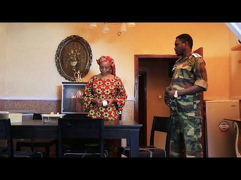 har da matar soja Ali Nuhu ba ya iya kallon fuskarsa - Hausa Movies 2020   Hausa Films 2020