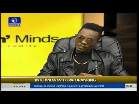 I Did Not Leave Timaya For Money - Patoranking