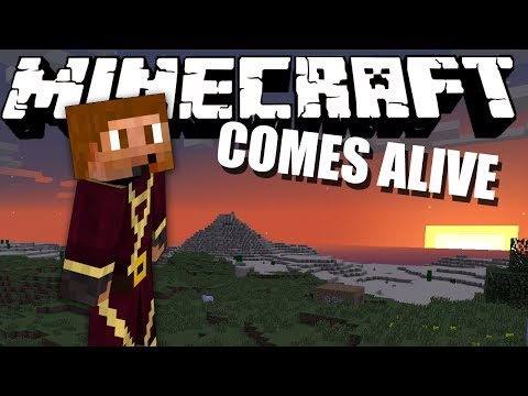 THE DISCOVERY! Minecraft Comes Alive #18