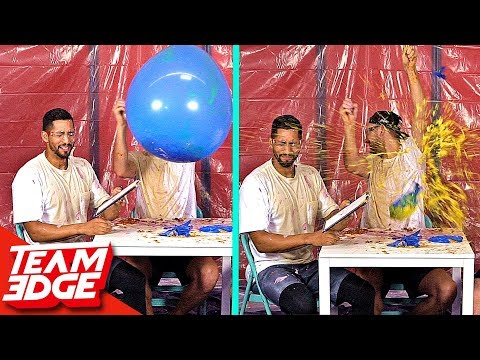 What's In The Balloon 3!!