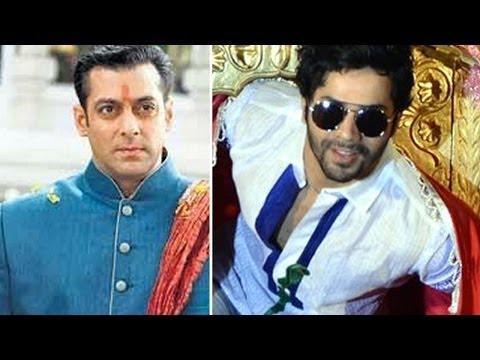 Varun Dhawan To Find Salman Khan's Dulhaniya ?