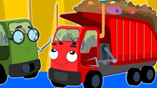 Video the wheels on the garbage truck nursery rhyme childrens rhymes kids songs  kids tv S02 EP0180 MP3, 3GP, MP4, WEBM, AVI, FLV November 2017