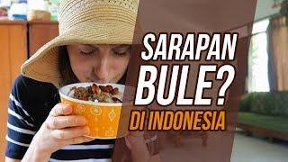 Video Sarapan/Breakfast versi BULE in INDONESIA - Globe in the Hat #20 MP3, 3GP, MP4, WEBM, AVI, FLV Februari 2019