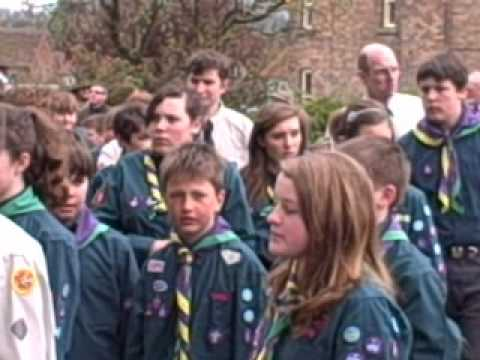 Scout Parade 2012