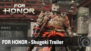 Trailer - Shugoki