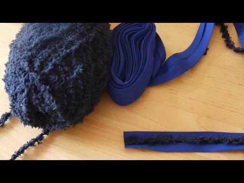 DIY Paspelband selber machen – Nähen für Anfänger Ideen Anleitung 5 min Projekt
