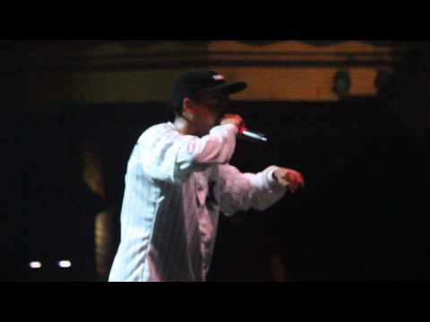 Earl Sweatshirt Performed A New Song At Webster Hall Last Week