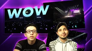 Video GUYS REACT TO BTS '2! 3! (Purple ocean project by Army)' MP3, 3GP, MP4, WEBM, AVI, FLV Agustus 2018
