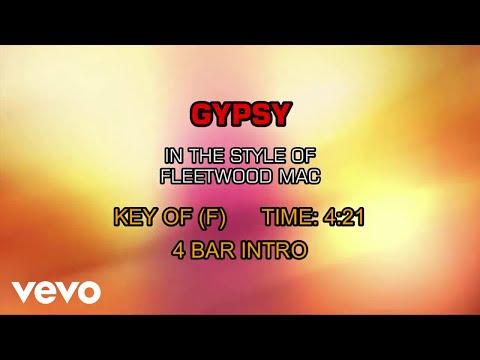 Fleetwood Mac - Gypsy (Karaoke)