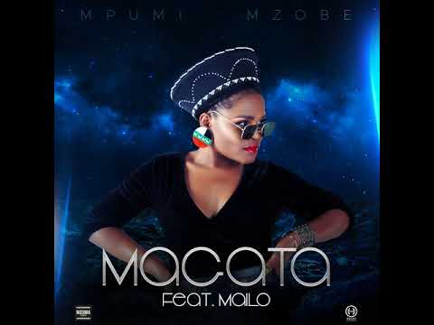 Magata - Mpumi Mzobe feat. MiloMusic (Official Audio)
