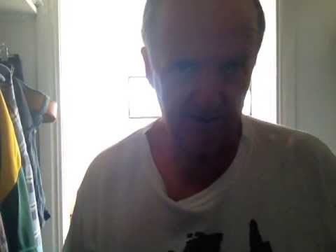 Aussie dad teaches you to put on an inside out t-shirt
