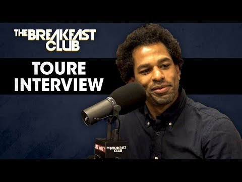 Touré On His Infamous BET Interviews, Russell Simmons Allegations, Tax Problems + More