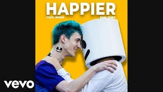 Ninja Sings Happier