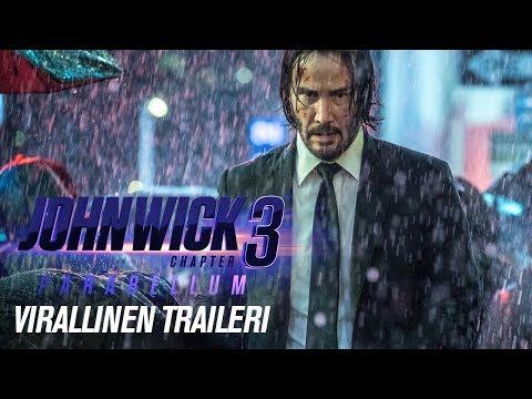 JOHN WICK: CHAPTER 3 - PARABELLUM elokuvateattereissa toukokuussa 2019 (teaser)