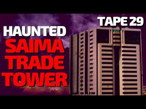 HAUNTED FLOOR OF SAIMA TRADE TOWER   HORROR STORIES   JINN STORIES   URDU