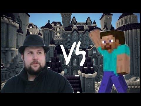 Minecraft: NOTCH VS. STEVE