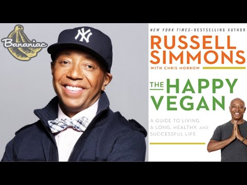Russell Simmons   The Happy Vegan