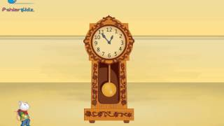 HICKORY DICKORY DOCK (RHYME)