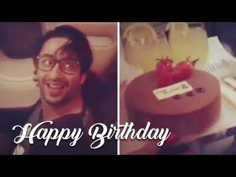 Shaheer Sheikh aka Dev's SURPRISE Birthday Celebra