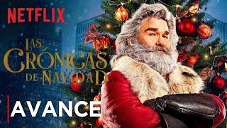 Las crónicas de Navidad | Avance oficial [HD] | Netflix