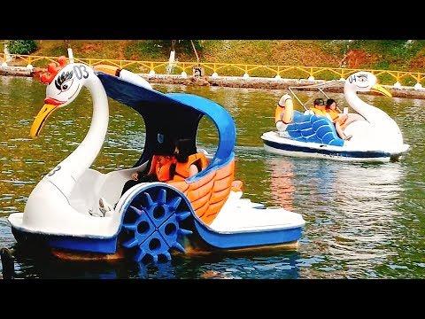 Nhạc Thiếu nhi - Em đi chơi thuyền - Em đi chơi thú nhún - Bé đi chơi công viên - Thời lượng: 10 phút.