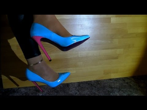 High Heels Dangling HD