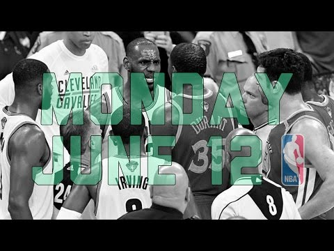 NBA Daily Show: June 12 - The Starters