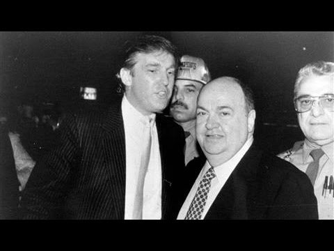 Donald Trump Dealt With Members Of Organized Crime