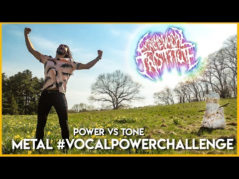 Metal Vocal Power Challenge: Why Power ≠ Tone