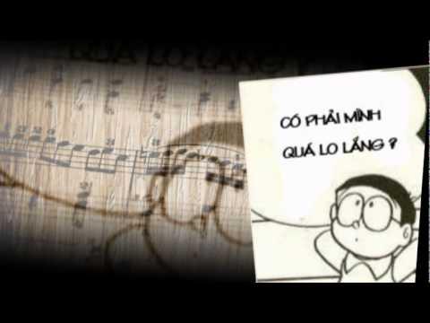 Bèo dạt mây trôi ( Anh Khang ft Quang Thắng ) – Doraemon Music Video