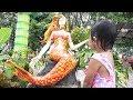 LIBURAN SERU 💖 Jessica Jenica Berenang + Mainan Air di CARIBBEAN ISLAND WATERPARK
