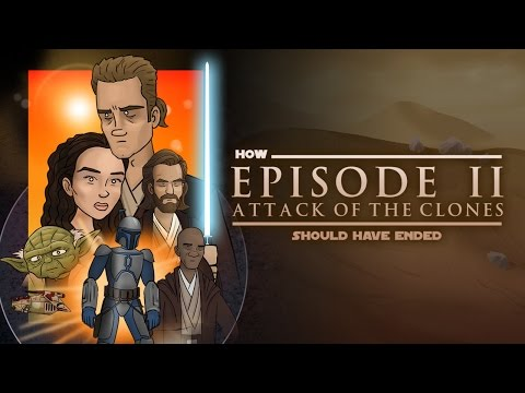Star Wars: Klony útočí
