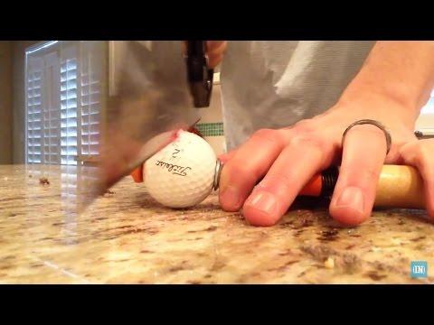 What's inside a Pro V1 Golf Ball?