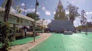 Sakon Nakhon Thailand  city photo : Sakon nakhon temple Thailand ไหว้พระเมืองสกล