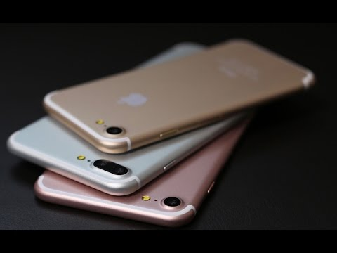 iPhone 7機殼配色 傳藍色深空灰沒有了