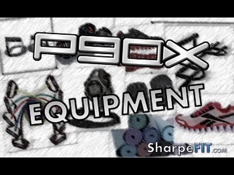 P90X Equipment that you REALLY Need for P90X