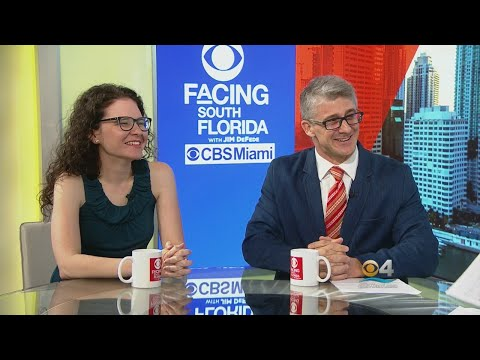 Facing South Florida: Discussing Political Impact Of Current Events With Patricia Mazzei & Marc Capu