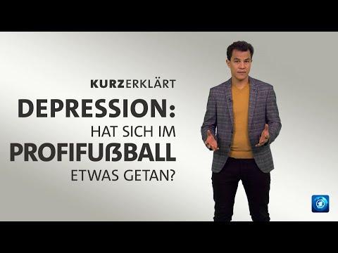 Depression: Hat sich im Fußball etwas getan?