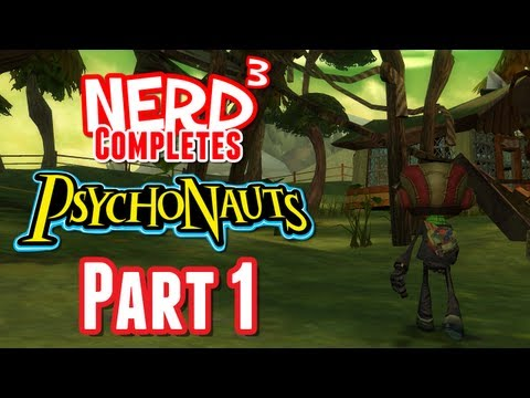 Psychonauts - Second Channel! http://www.youtube.com/user/Officiallynerdcubed Dad³ Channel! http://www.youtube.com/user/OfficialDadCubed Nerd³ Twitter! https://twitter.com...