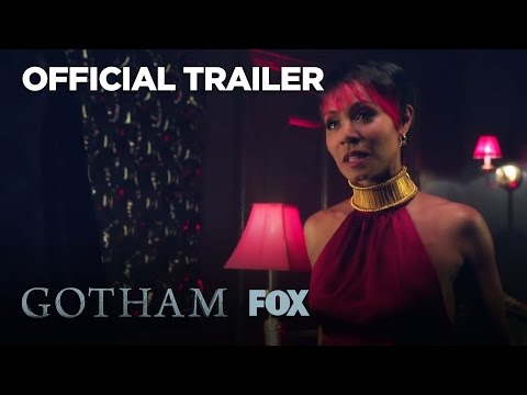 Trailer for the Batman Prequel GOTHAM