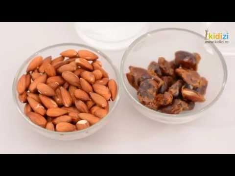 Cum se prepara laptele de migdale