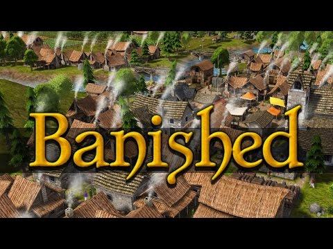 [8] Banished | Population: 500! (видео)