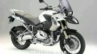 8. 2010 BMW R 1200 GS Special Edition -  Features Dealers Engine Details Specification Top Speed