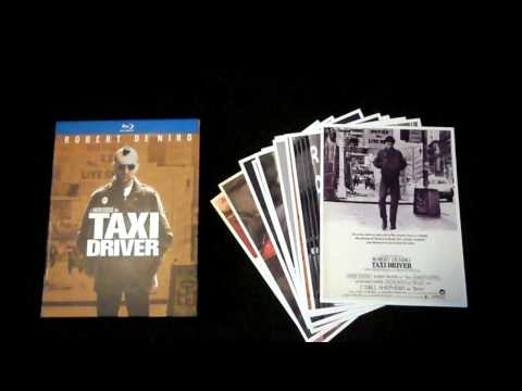 Taxi Driver Blu-Ray Review And Unboxing
