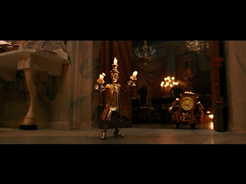 Beauty and the Beast (2017) (Clip 'Lumiere Plots Romance')