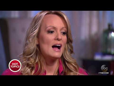 Stormy Daniels' Long Awaited 60 Minutes Interview | The View