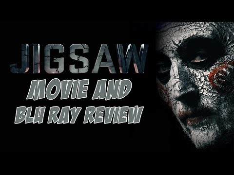 Jigsaw (2017) Movie & Blu Ray Review