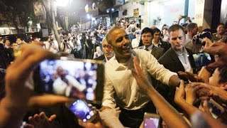 Obama mãi mãi trong tim thế hệ trẻ Việt Nam