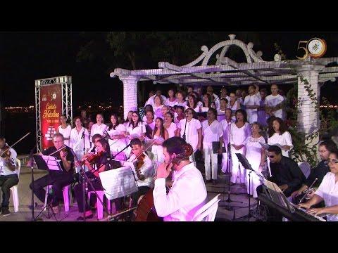 Cantata Natalina UFMA na Praça Gonçalves Dias